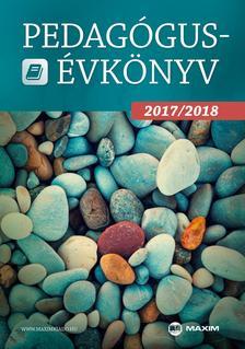 - Pedagógusévkönyv 2017/2018