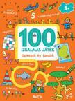 .- - 100 izgalmas játék - Színezek és tanulok<!--span style='font-size:10px;'>(G)</span-->