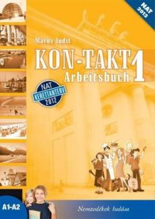 Maros Judit - KON-TAKT 1. ARBEITSBUCH - NAT