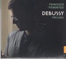 DEBUSSY - PRÉLUDES,CD
