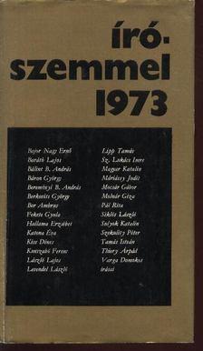 NEMES GYÖRGY - Írószemmel 1973 [antikvár]