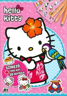 - Hello Kitty - A4+ matricás színező