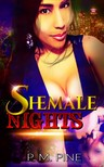 Sah Mabalay P. M. Pine, - Shemale Nights [eKönyv: epub,  mobi]
