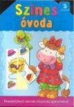 Bárcziné Sowa Halina - fordító - SZÍNES ÓVODA 3 ÉVESEKNEK - KÉSZSÉGFEJLESZTŐ MATRICÁS KÖNYVECSKE GYERMEKEKNE