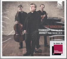 ARENSKY, TCHAIKOVSKY - PIANO TRIO NO.1 OP.32, PIANO TRIO OP.50 CD