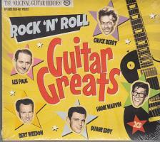 - ROCK 'n' ROLL GUITAR GREATS 2CD