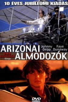 Emir Kusturica - ARIZONAI ÁLMODOZÓK DVD