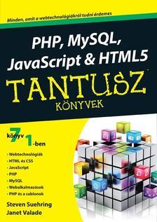 SUEHRING, STEVEN-VALADE, JANET - PHP, MySQL, JavaScript és HTML5