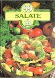 LAJOS MARI - HEMZŐ KÁROLY - 99 Salate mit 33 Farbfotos [antikvár]