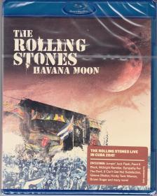 HAVANNA MOON BLU-RAY THE ROLLING STONES