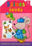 Bárcziné Sowa Halina - fordító - SZÍNES ÓVODA 5 ÉVESEKNEK - KÉSZSÉGFEJLESZTŐ MATRICÁS KÖNYVECSKE GYERMEKEKNE<!--span style='font-size:10px;'>(G)</span-->