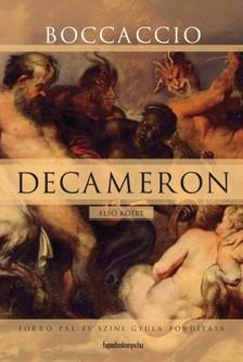Giovanni Boccaccio - Dekameron I. kötet [eKönyv: epub, mobi]