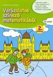 Varázslatos színező matematikából 2. évfolyam A kötet