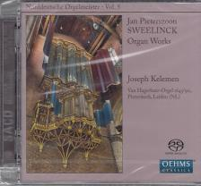 SWEELINCK - ORGAN WORKS SWEELINCK SACD