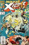 Nicieza, Fabian, Daniel, Tony - X-Force Vol. 1. No. 33 [antikvár]
