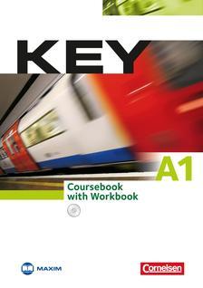 Jon Wright - KEY A1 Coursebook with Workbook