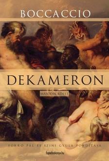Giovanni Boccaccio - Dekameron II. kötet [eKönyv: epub, mobi]