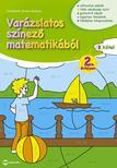 Varázslatos színező matematikából 2. évfolyam B kötet
