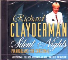 SILENT NIGHT CD RICHARD CLAYDERMAN