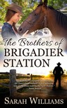 Williams Sarah - The Brothers of Brigadier Station [eKönyv: epub,  mobi]