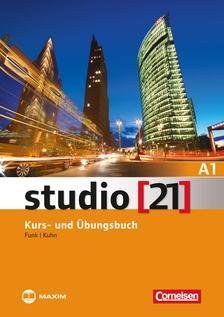 Christina Kuhn, Hermann Funk - studio (21) A1 Kurs- und Übungsbuch