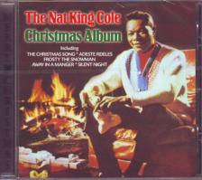 - NAT KING COLE CHRISTMAS ALBUM CD