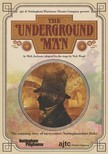 Wood Nick - The Underground Man [eKönyv: epub,  mobi]