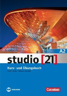 Britta Winzer-Kiontke, Christina Kuhn, Hermann Funk - studio (21) A2 Kurs- und Übungsbuch