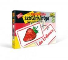 . - Német nyelvoktató szótárkártya kisiskolásoknak, kezdőknek