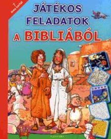 - Játékos feladatok a Bibliából