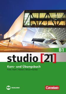 Britta Winzer-Kiontke, Christina Kuhn, Hermann Funk, Laura Nielsen - studio (21) B1 Kurs- und Übungsbuch