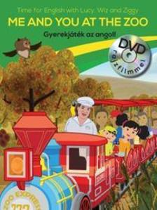 Me and You at the Zoo - DVD melléklettel