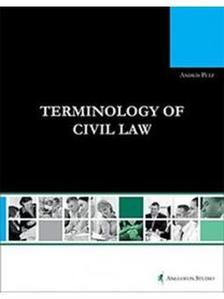 Petz András - Terminology of Civil Law