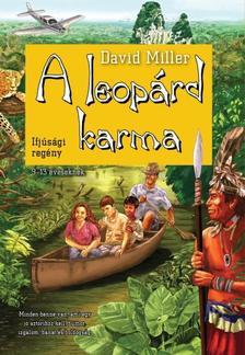 DAVID MILLER - A LEOPÁRD KARMA