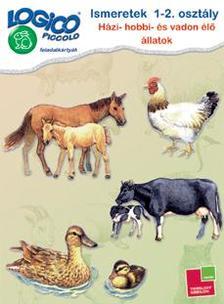 - LOGICO Piccolo 3461 - Ismeretek 1-2. osztály: Házi-, hobbi- és vadon élő állatok