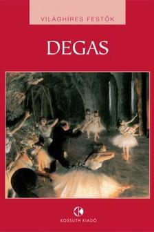 Edgar Degas [eKönyv: epub, mobi]