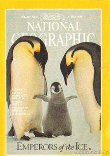 Allen, William L. (szerk.) - National Geographic March 1996 Vol. 189. No. 3. [antikvár]