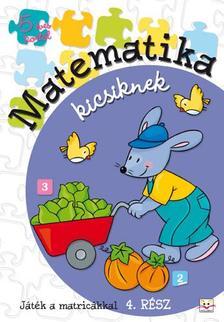 Anna Podgórska - MATEMATIKA KICSIKNEK - 4. RÉSZ