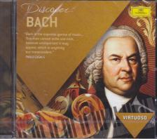 Bach - DICOVER BACH  CD