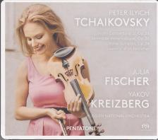 Tchaikovsky - VIOLIN CONCERTO,SACD