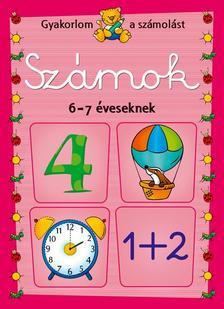 Bogusław Michalec - SZÁMOK 6-7 ÉVESEKNEK