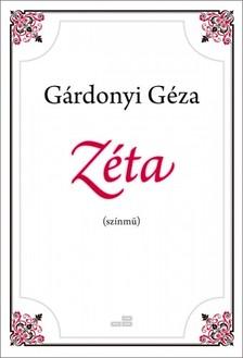 GÁRDONYI GÉZA - Zéta [eKönyv: epub, mobi]