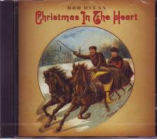 - CHRISTMAS IN THE HEART CD BOB DYLAN