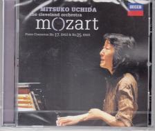 MOZART - PIANO CONCERTOS NO.17 K453 & NO.25 K503 CD MITSUKO UCHIDA