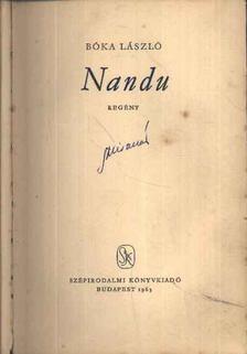 Boka László - Nandu I-II. kötet [antikvár]