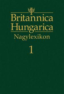 Kossuth - Britannica Hungarica Nagylexikon 1. kötet - normál kötés