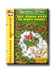 Geronimo Stilton - EGY HABOS KÁVÉ ÉS NAGY HŰHÓ! - GERONIMO STILTON -<!--span style='font-size:10px;'>(G)</span-->