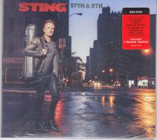 - 57TH & 9TH CD+3 BONUS TRACKS STING