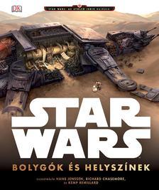 - - Star Wars - Bolygók és helyszínek