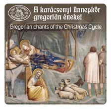 - A karácsonyi ünnepkör gregorián énekei (CD)